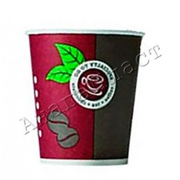 Стаканчики бумажные COFFEE-TO-GO NEW, 175мл