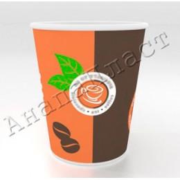 Стаканы бумажные COFFEE-TO-GO NEW 300мл