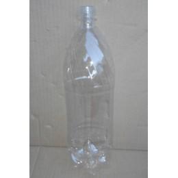 Бутылки ПЭТ 2,0 л прозрачные с колпачком