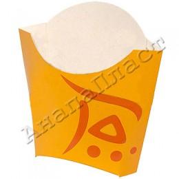 Коробки для картофеля фри 450мл