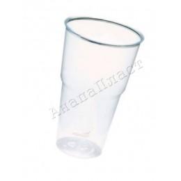 Стаканы пластиковые пивные 500мл
