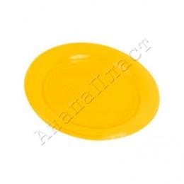 Тарелки желтые SUPER PARTY 215мм