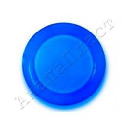 Тарелки синие SUPER PARTY 215мм
