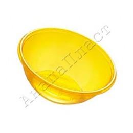 Салатницы желтые SUPER PARTY 380мл